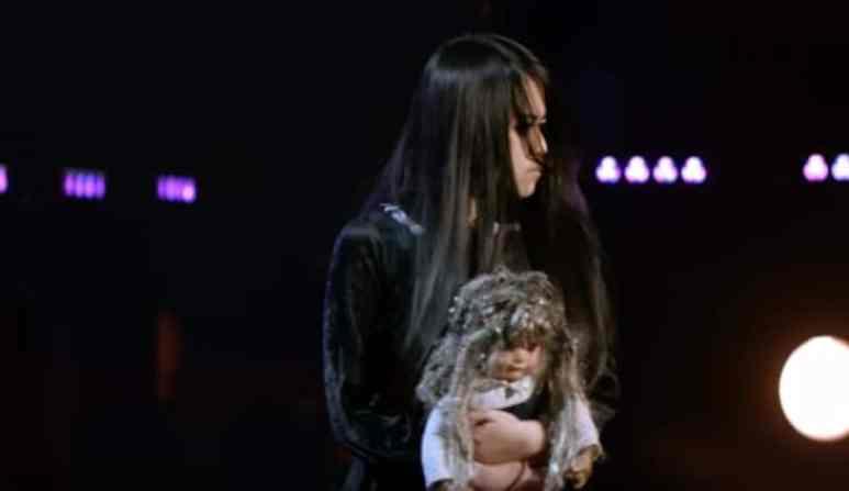 The Sacred Riana on America's Got Talent