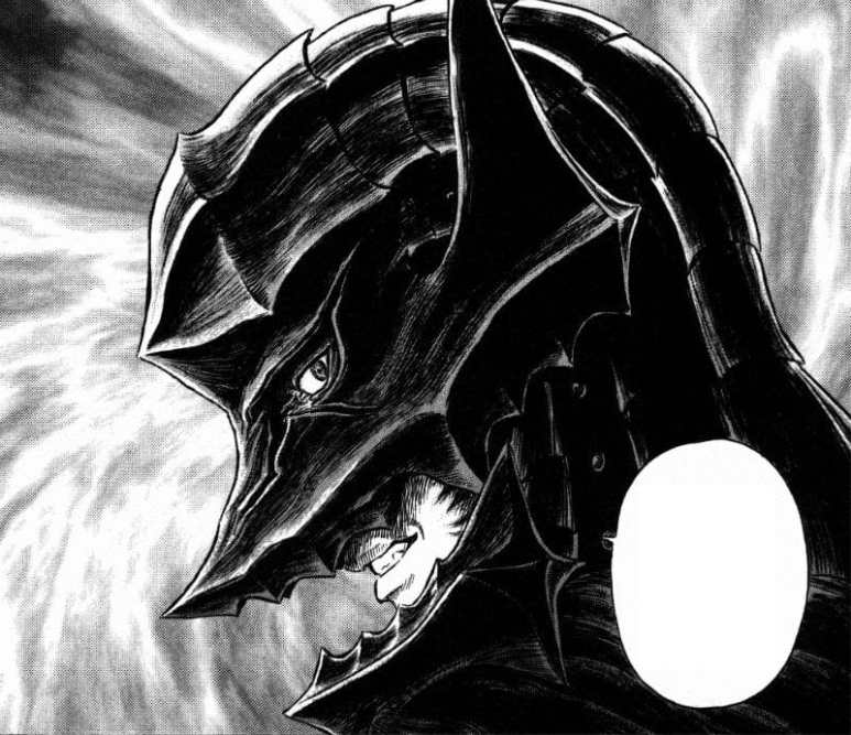 Berserk Guts Helmet