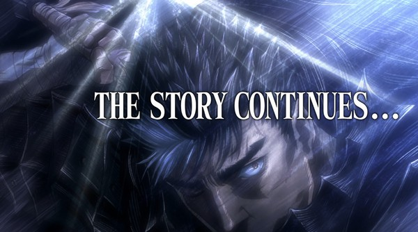 Berserk The Story Continues