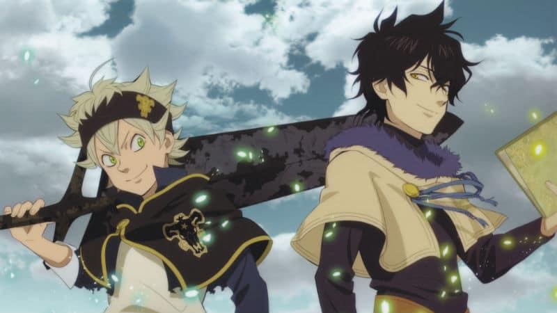 Image result for black clover anime