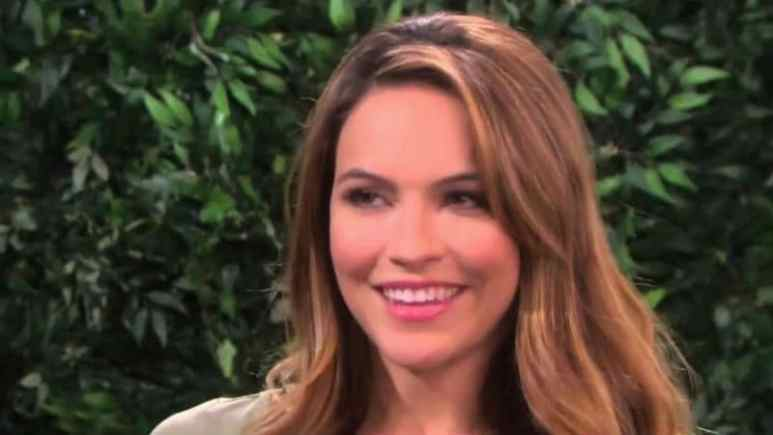 Jordan from Days of our Lives