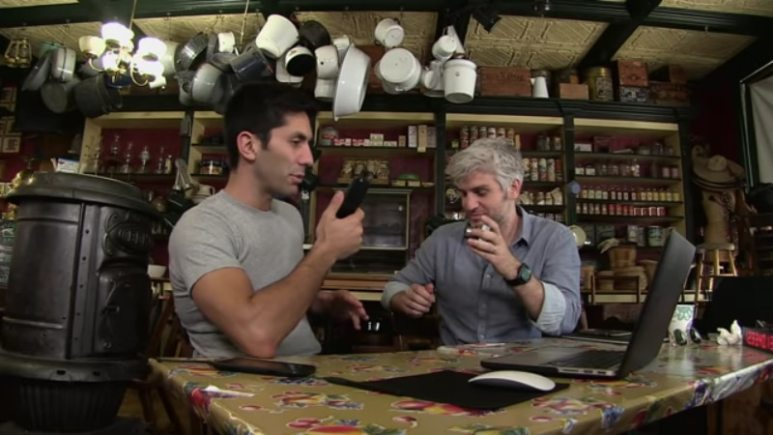 Nev Schulman and Max Joseph on Catfish: The TV Show