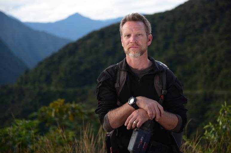 Shawn Cowles on Treasure Quest