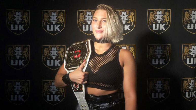 WWE crowns Rhea Ripley, the first ever Australian woman to hold a WWE title