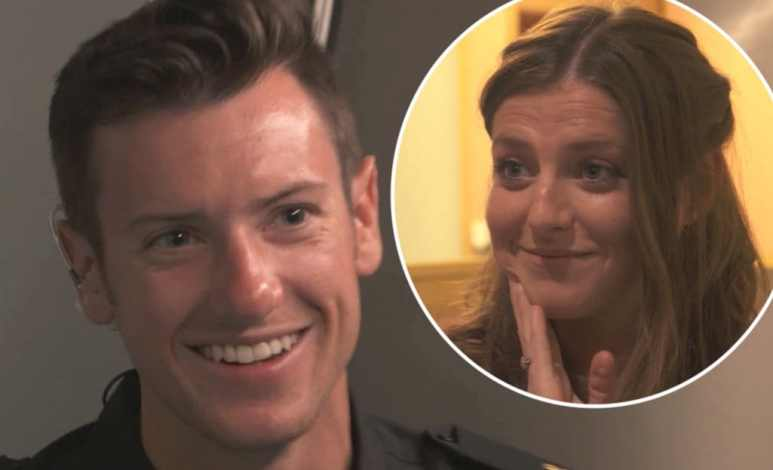 Colin and Brooke on Below Deck Med