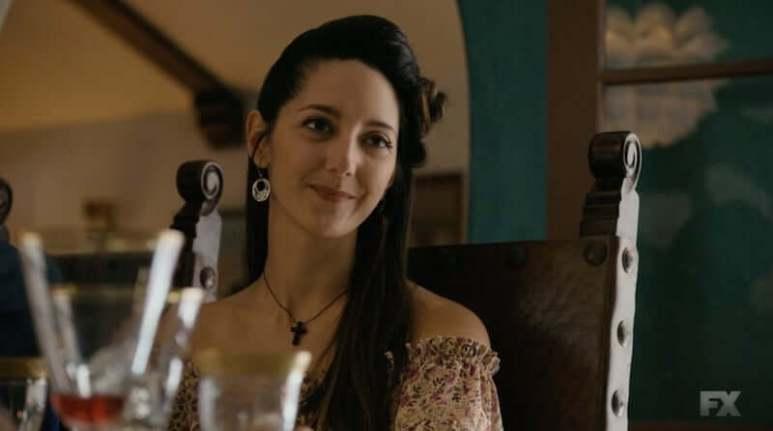Adriana DeGirolami as Soledad in Snowfall