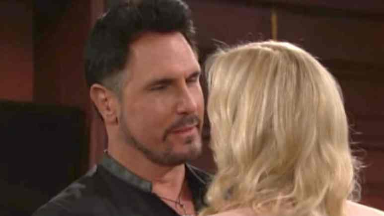 Bill and Brooke on The Bold and the Beautiful