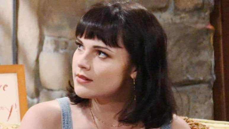 Cait Fairbanks as Tess on The Young and the Restless