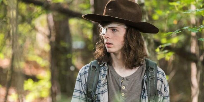 Carl Grimes died on Season 8 of The Walking Dead