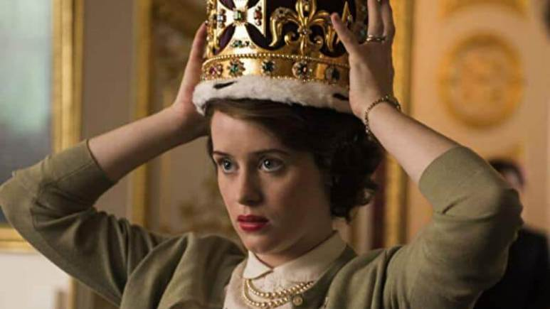 Claire Foy leaving The Crown