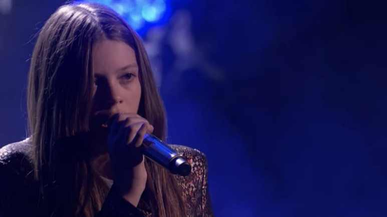 Courtney Hadwin is one of the finalists on AGT