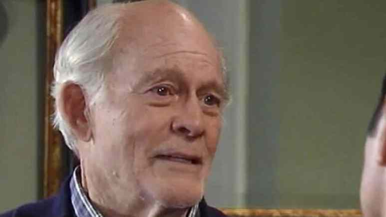 Max Gail as Mike on General Hospital