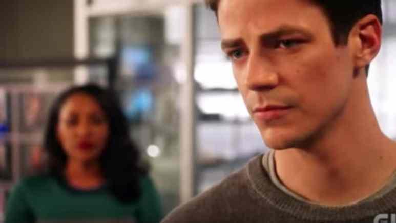 Barry Allen in The Flash trailer