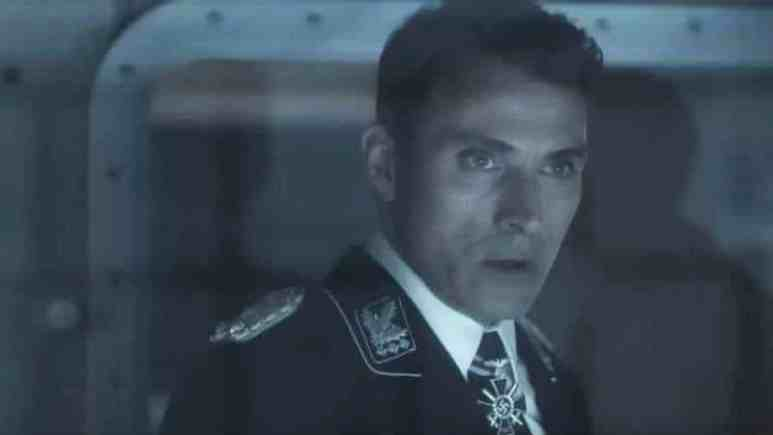 Rufus Sewell as John Smith in Season 3 of The Man in the High Castle