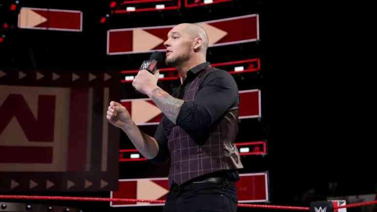 WWE Raw news: The real reason Baron Corbin shaved his head