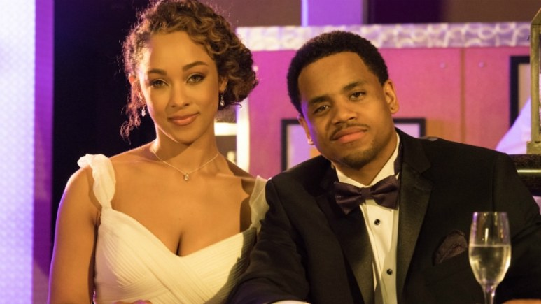 Chaley Rose and Tristan Wilds from TV One's Dinner For Two