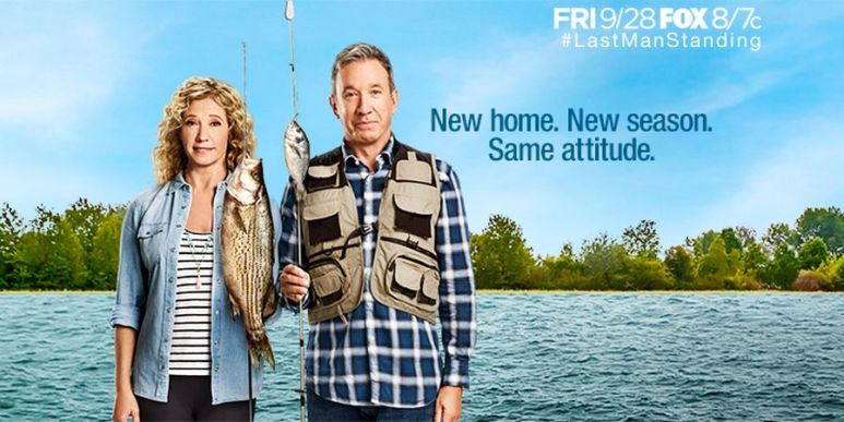 Last Man Standing has moved from ABC to FOX