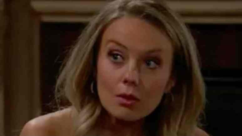 Melissa Ordway as Abby on The Young and the Restless