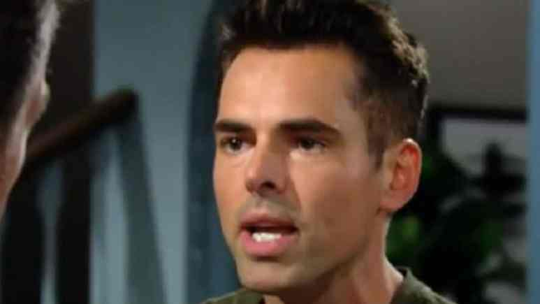 Jason Thompson as Billy Abbott on The Young and the Restless