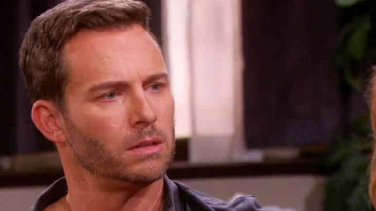 Eric Martsolf as Brady on Days of our Lives