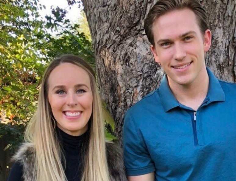 Danielle Bergman and Bobby Dodd from Married at First Sight