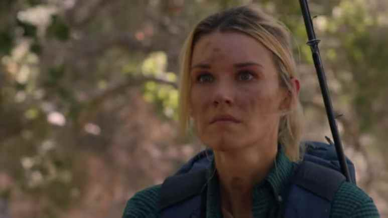 FBIEmily Rose plays Special Agent Anna Jenlowe on NCIS