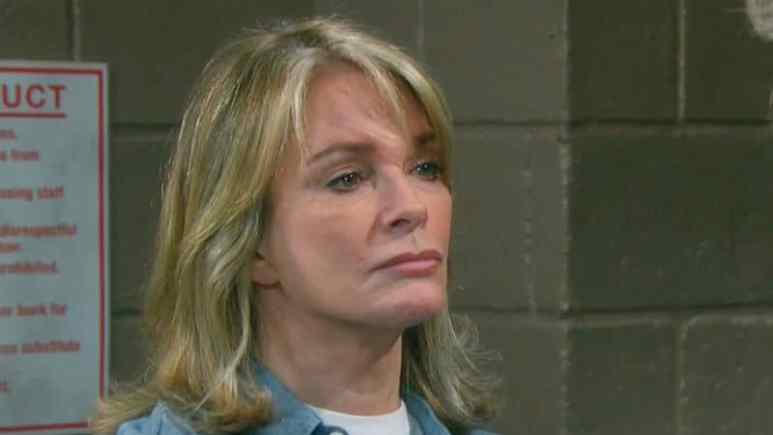 Diedre Hall as Hattie on Days of our Lives