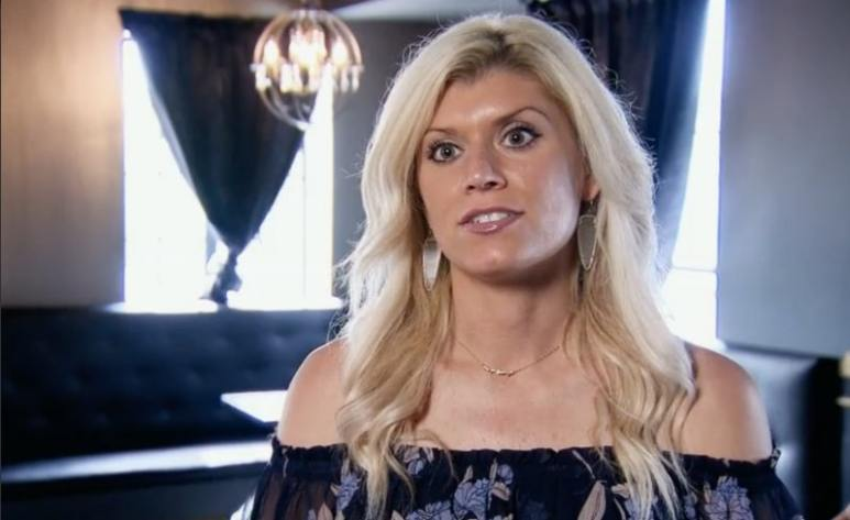 Amber Martorana of Married at First Sight on Decision Day