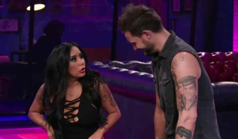 "Nicole 'Snooki"" Polizzi and Nico Tortorelli on How Far Is Tattoo Far?"