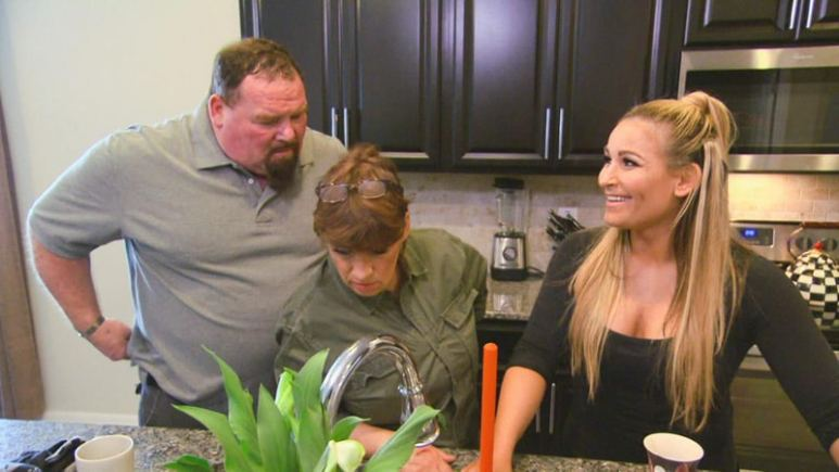 Nattie from Total Divas talks about why tonight's episode broke her heart