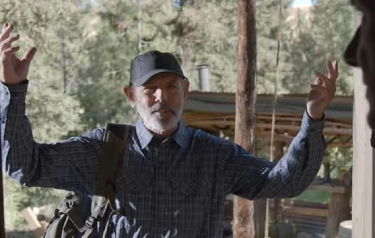 Joe Spano as Tobias Fornell during Season 16 of NCIS