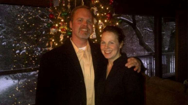 Kateri and Jay Schwandt