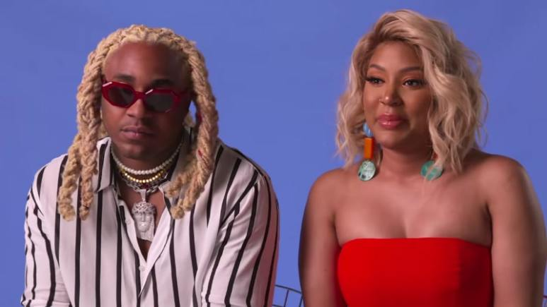 A1 Bentley and Lyrica Anderson talk about their new baby on Love & Hip Hop: Hollywood