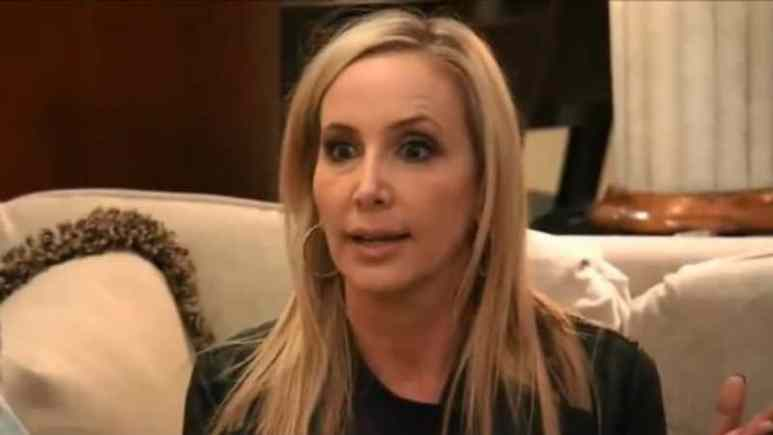 Shannon Beador on The Real Housewives of Orange County
