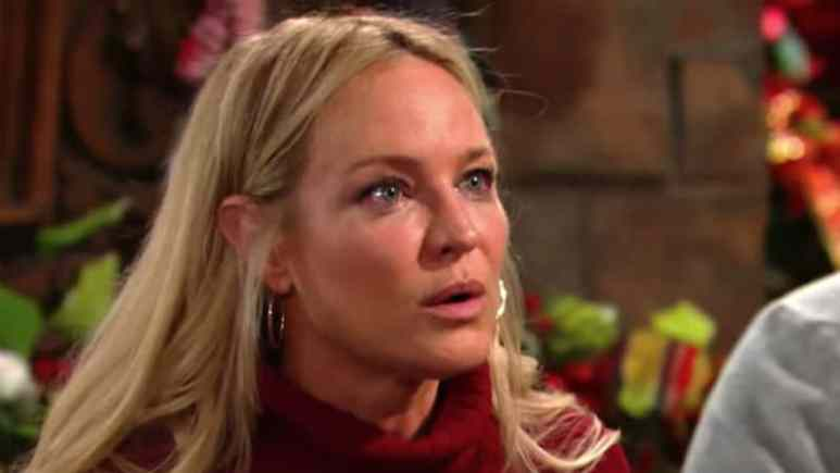 Sharon Case as Sharon Newman on The Young and the Restless