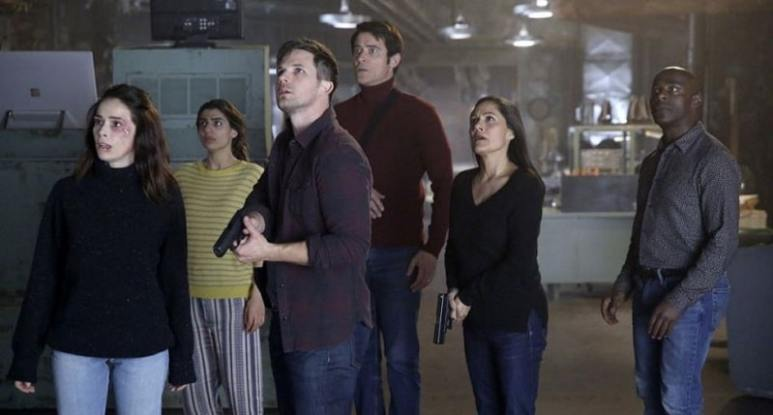 The main cast of Timeless returns for a last adventure
