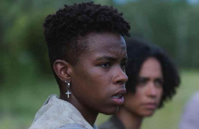 Angel Theory as Kelly on The Walking Dead