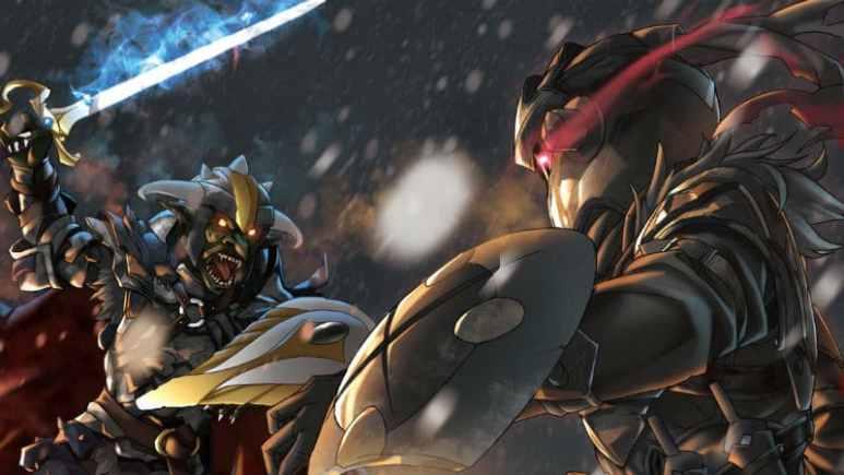 Goblin Slayer fight scene