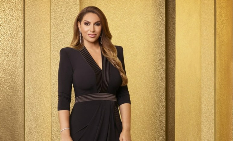 Jennifer Aydin is ready to stir things up on Season 9 of The Real Housewives of New Jersey. PIc credit: Bravo