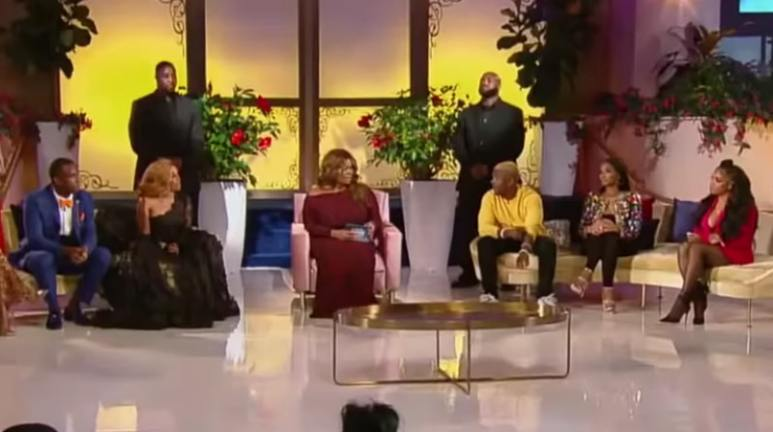 Nina Parker is hosting the Love & Hip Hop: Hollywood Season 5 reunion and security is ready. Pic credit: VH1