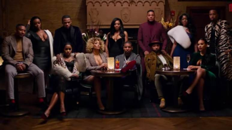 The cast of Love & Hip Hop: New York Season 9