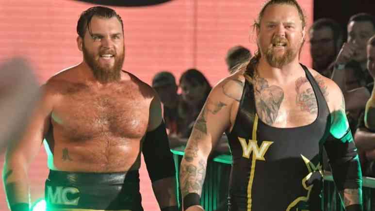 WWE NXT tag team championships