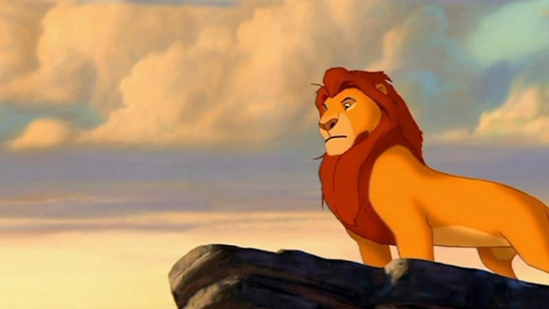 Disney Lion King Mufasa Wallpaper