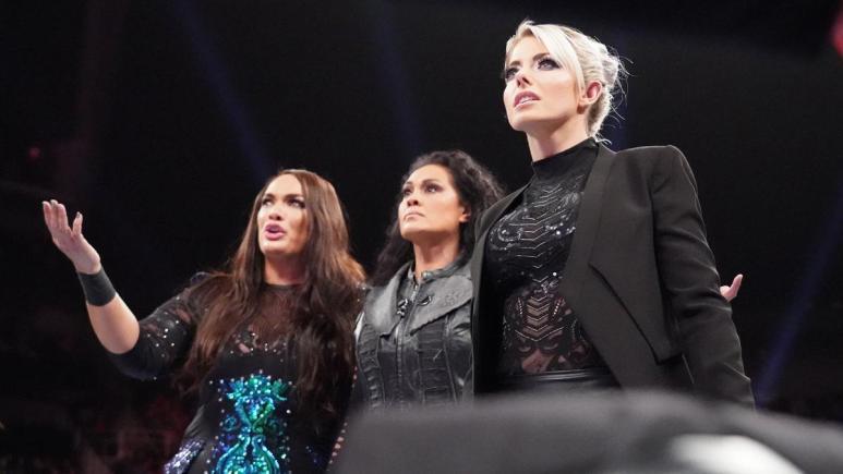 WWE news: Nia Jax uses Becky Lynch's injury to further her career