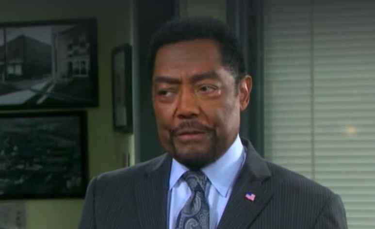 Abe on Days of our Lives
