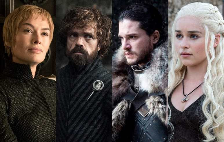 The survivors left- who will make it against the Night King? Pic credit: HBO