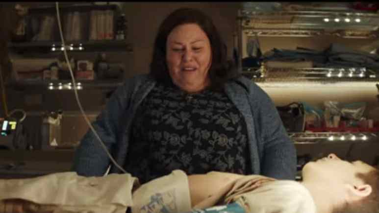 Chrissy Metz as Joyce Smith in Breakthrough