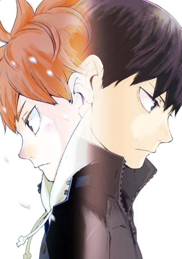 Haikyuu Season 4 Key Visual Anime