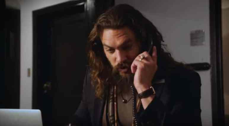 Jason Momoa hosts Saturday Night Live: Aquaman star brings the comedy