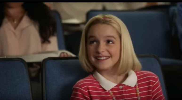 McKenna Grace returns to the Young Sheldon cast as rival Paige